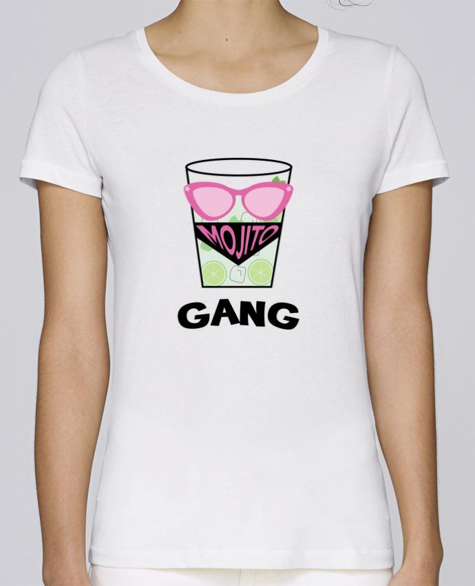 Camiseta Mujer Stellla Loves Mojito Gang por tunetoo