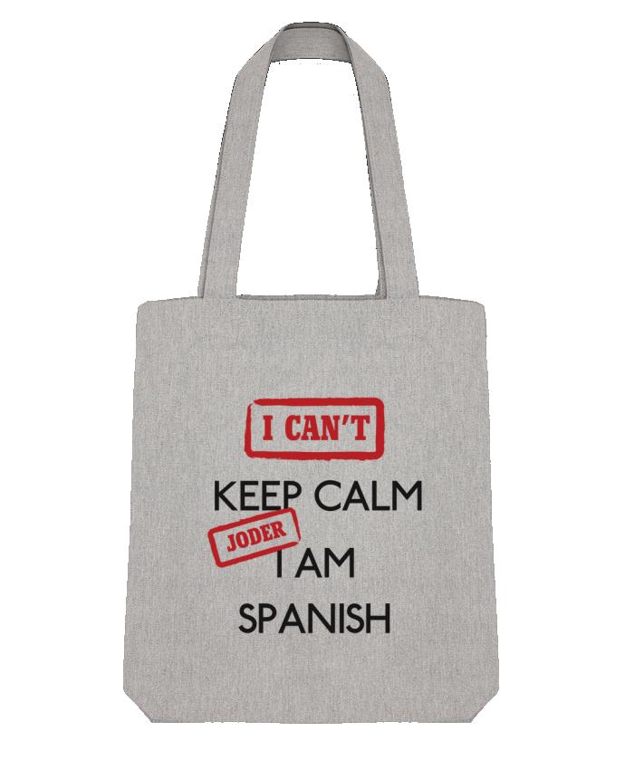 Bolsa de Tela Stanley Stella I can't keep calm jorder I am spanish por tunetoo