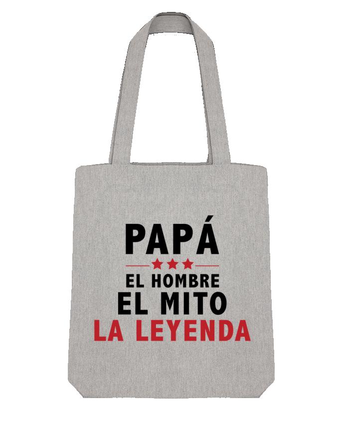 Bolsa de Tela Stanley Stella PAPÁ : EL HOMBRE EL MITO LA LEYENDA por tunetoo