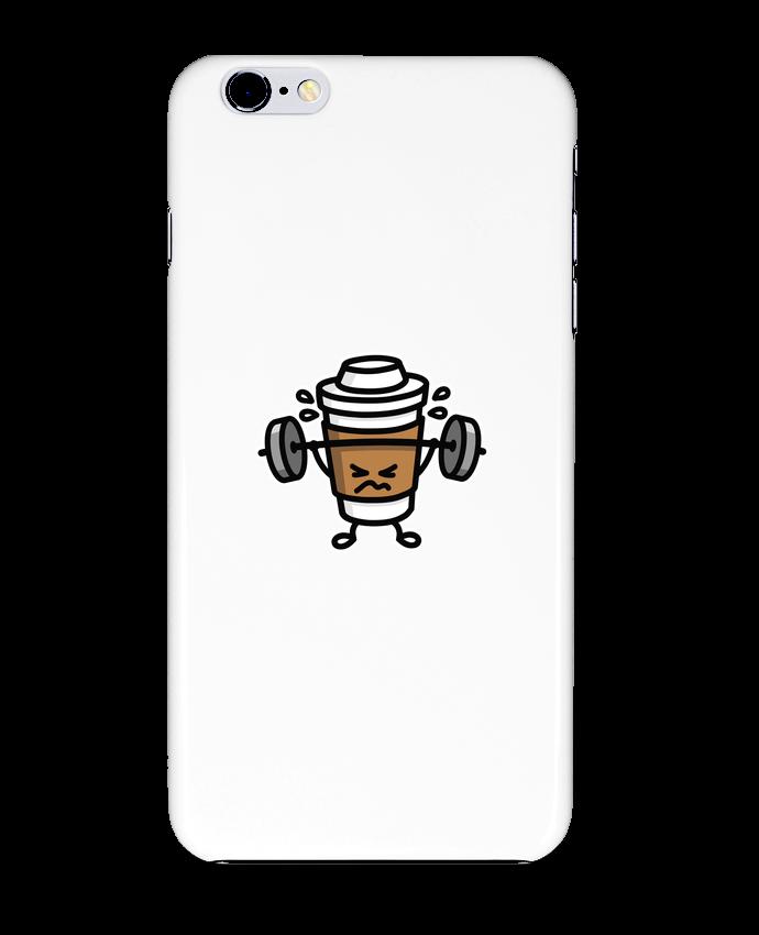 Carcasa Iphone 6+ STRONG COFFEE SMALL de LaundryFactory