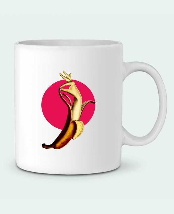 Taza Cerámica El banana por ali_gulec