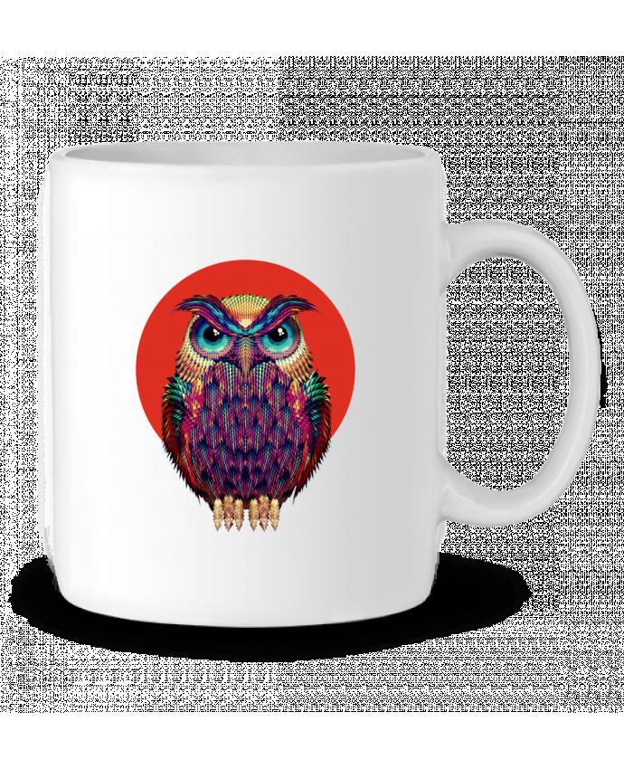 Taza Cerámica Owl por ali_gulec