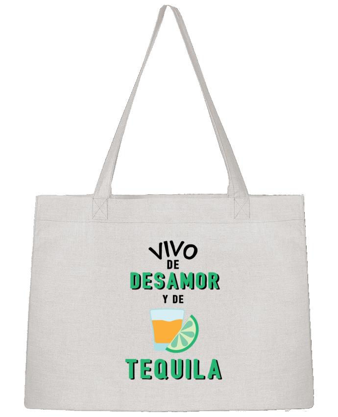 Bolsa de Tela Stanley Stella Vivo de desamor y de tequila por tunetoo