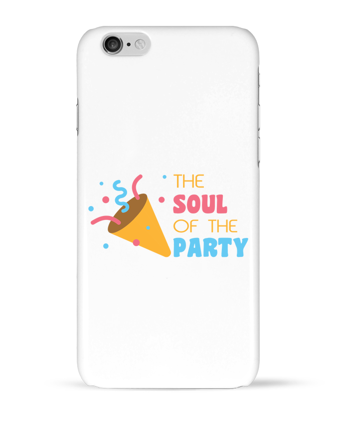 Carcasa  Iphone 6 The soul of the porty por tunetoo
