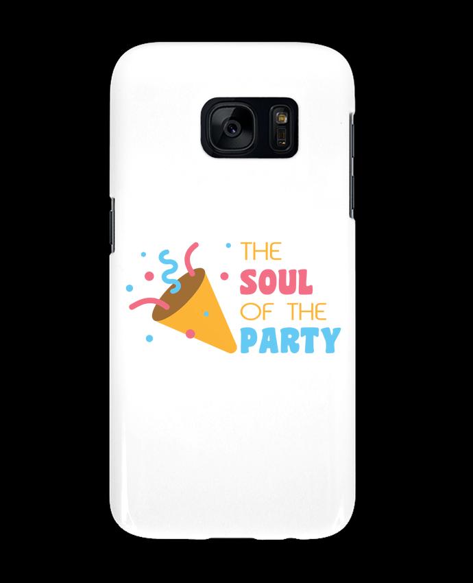Carcasa Samsung Galaxy S7 The soul of the porty por tunetoo