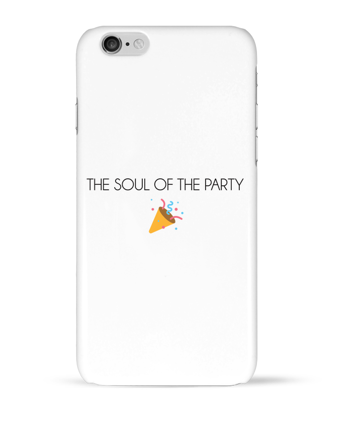 Carcasa  Iphone 6 The soul of the porty basic por tunetoo