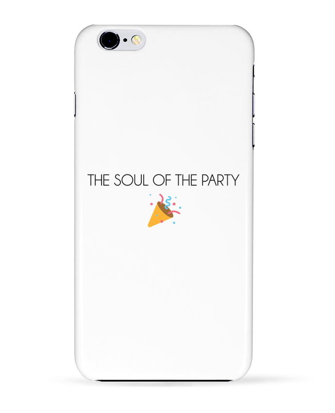 Carcasa Iphone 6+ The soul of the porty basic de tunetoo