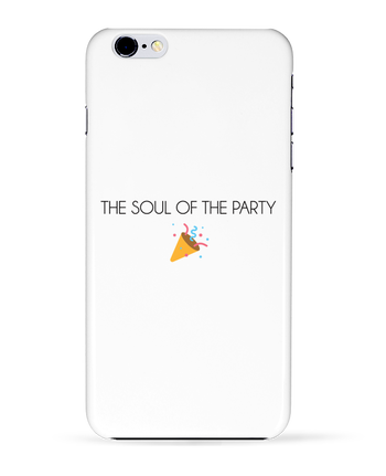 Carcasa 3D Iphone 6+ The soul of the porty basic de tunetoo