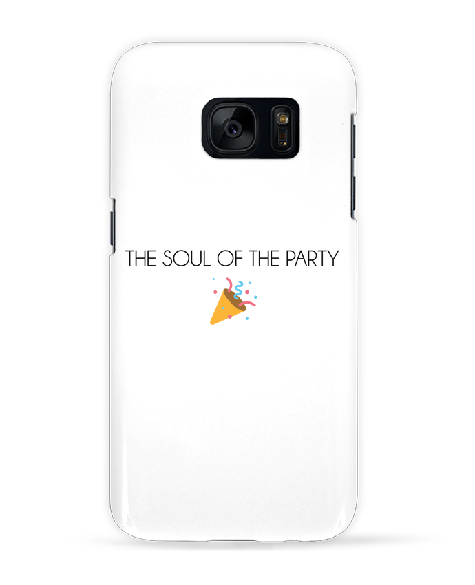 Carcasa Samsung Galaxy S7 The soul of the porty basic por tunetoo