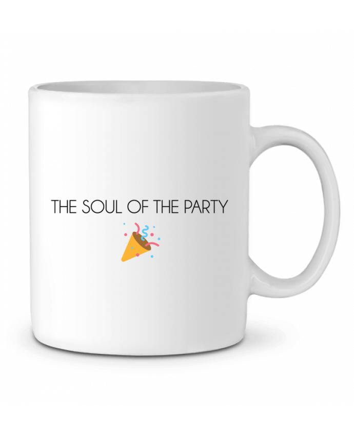 Taza Cerámica The soul of the porty basic por tunetoo
