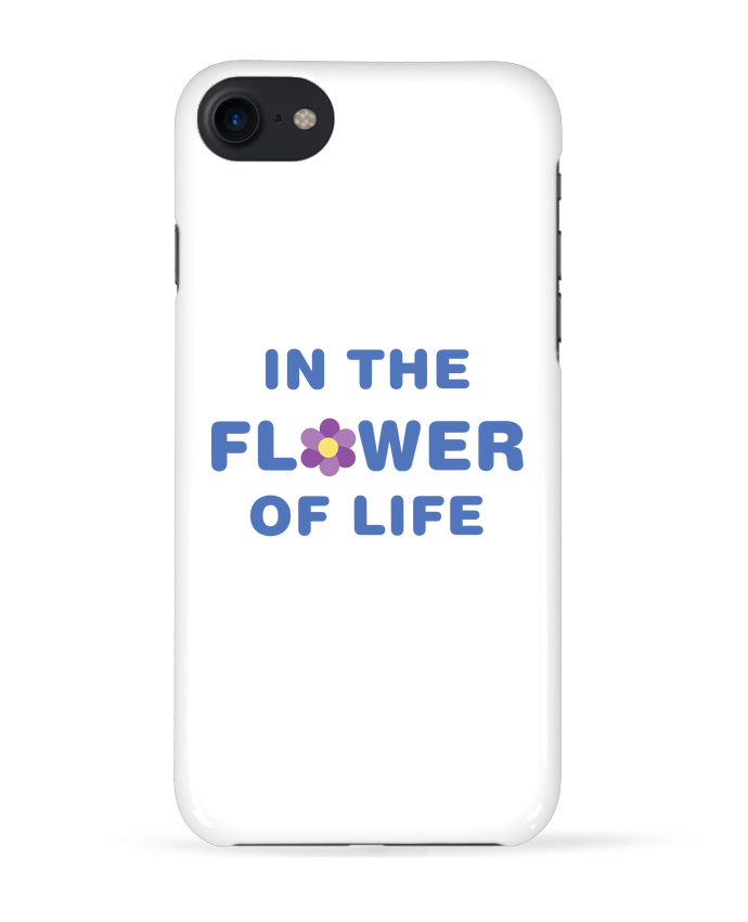 Carcasa Iphone 7 In the flower of life de tunetoo