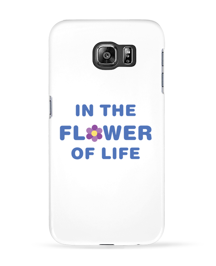 Carcasa Samsung Galaxy S6 In the flower of life - tunetoo