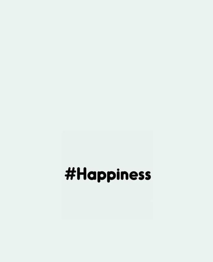 Bolsa de Tela de Algodón #Happiness por tunetoo