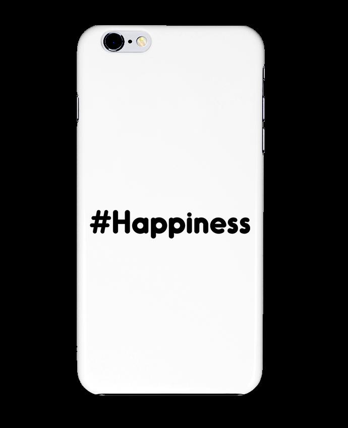 Carcasa Iphone 6+ #Happiness de tunetoo