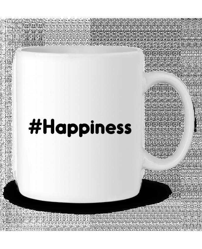 Taza Cerámica #Happiness por tunetoo