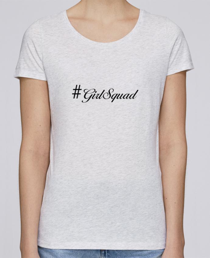Camiseta Mujer Stellla Loves #GirlSquad por tunetoo