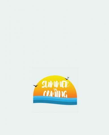 Bolsa de Tela de Algodón Summer is coming por tunetoo
