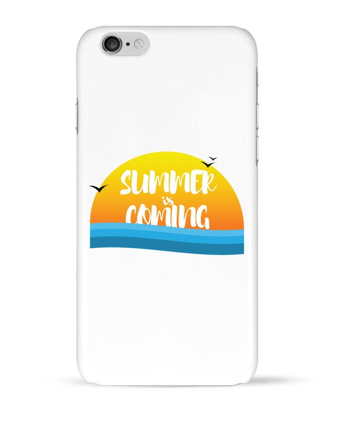 Carcasa  Iphone 6 Summer is coming por tunetoo