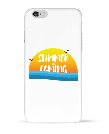 Carcasa 3D Iphone 6  Summer is coming por tunetoo