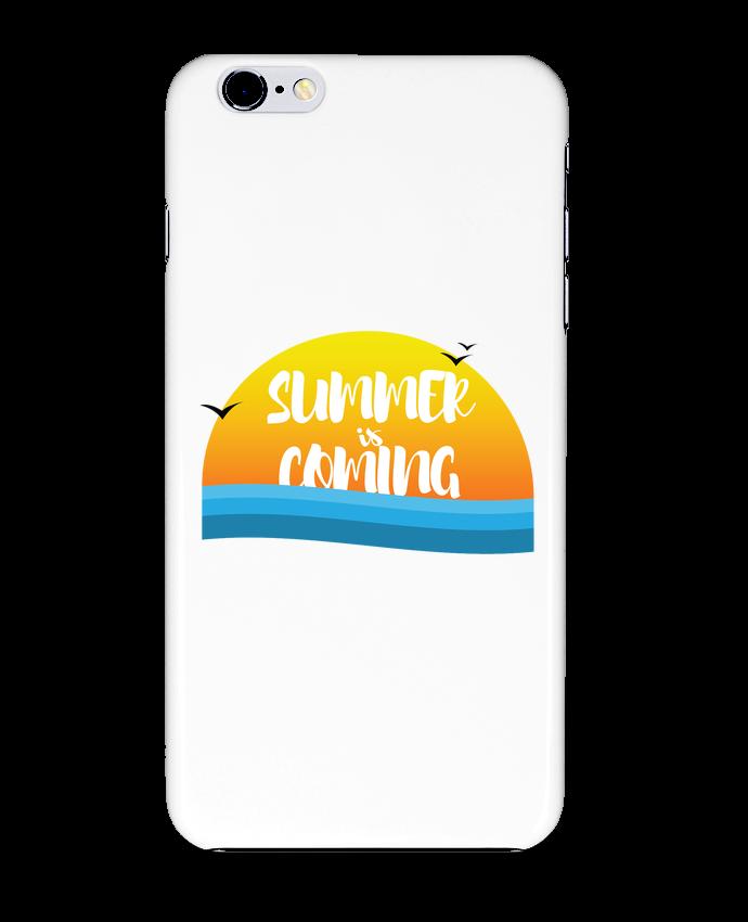 Carcasa Iphone 6+ Summer is coming de tunetoo