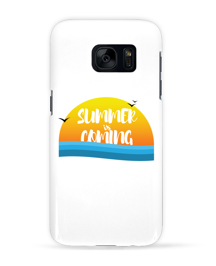 Carcasa Samsung Galaxy S7 Summer is coming por tunetoo