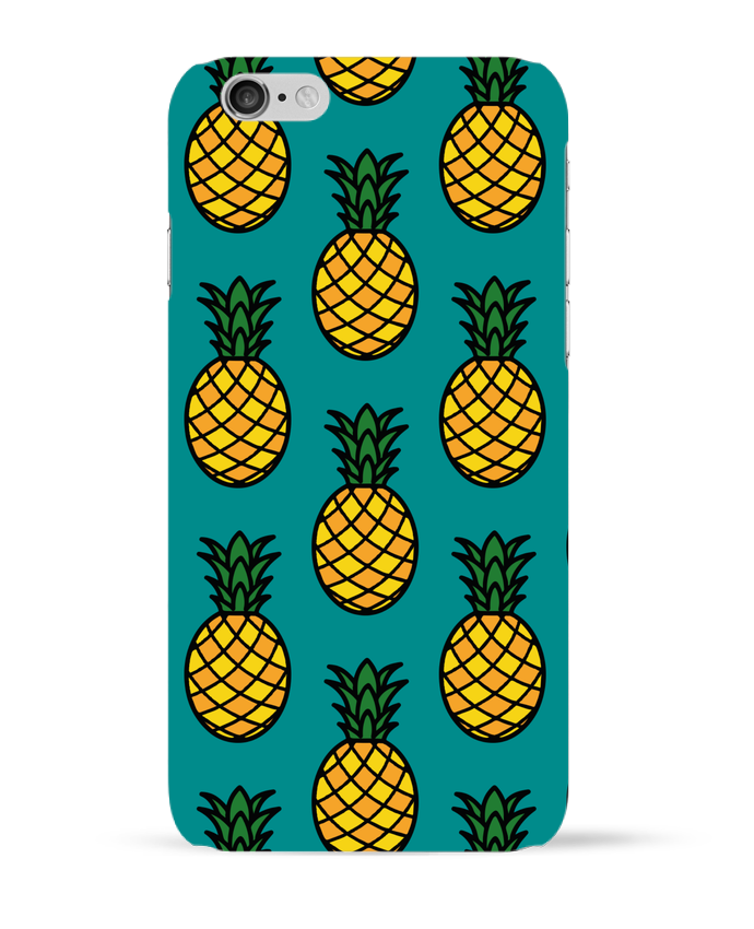 Carcasa  Iphone 6 Ananas orange por tunetoo
