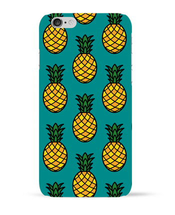 Carcasa 3D Iphone 6  Ananas orange por tunetoo