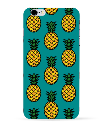 Carcasa 3D Iphone 6+ Ananas orange de tunetoo