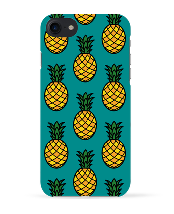 Carcasa 3D Iphone 7 Ananas orange de tunetoo