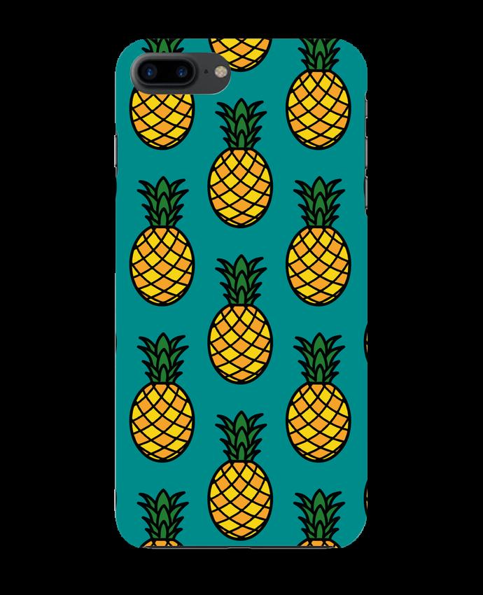 Carcasa Iphone 7+ Ananas orange por tunetoo