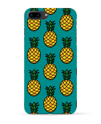 Carcasa 3D Iphone 7+ Ananas orange por tunetoo
