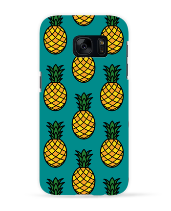 Carcasa 3D Samsung Galaxy S7 Ananas orange por tunetoo