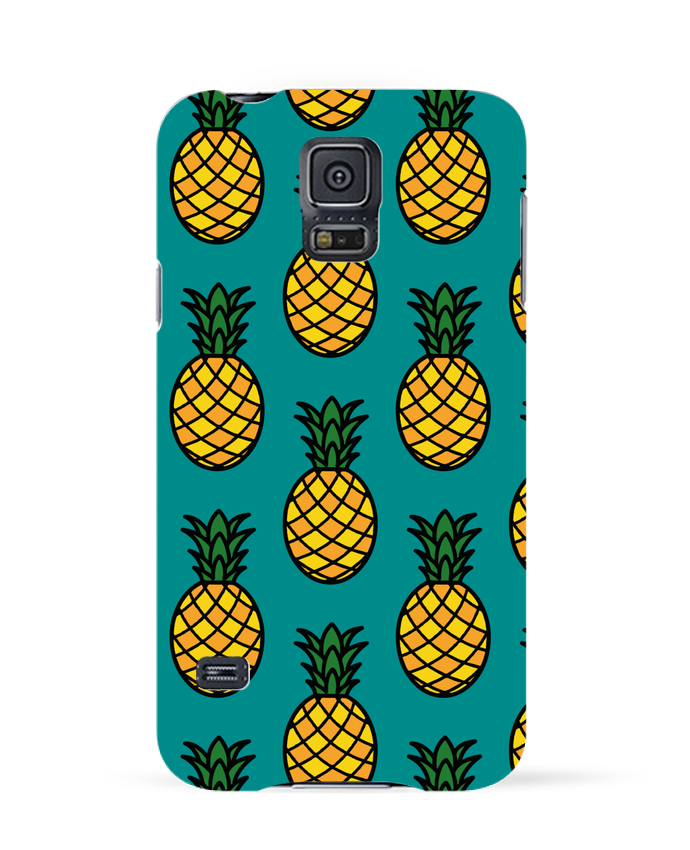 Carcasa Samsung Galaxy S5 Ananas orange por tunetoo