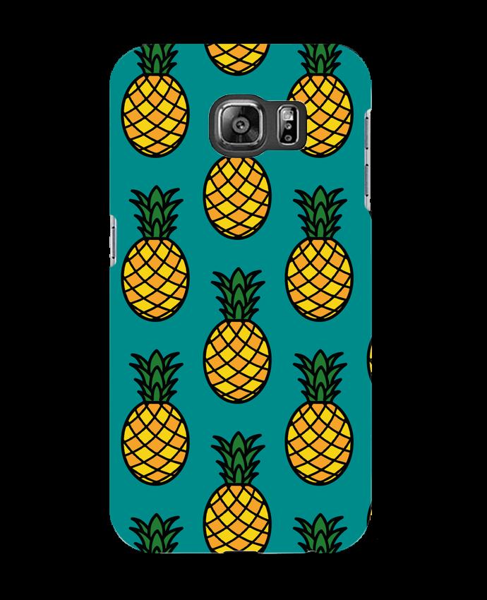 Carcasa Samsung Galaxy S6 Ananas orange - tunetoo
