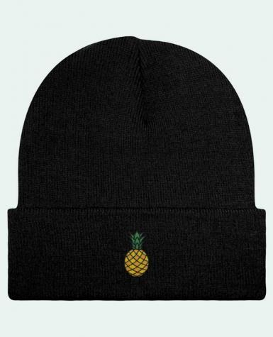 Gorro Beanie  Ananas orange por tunetoo