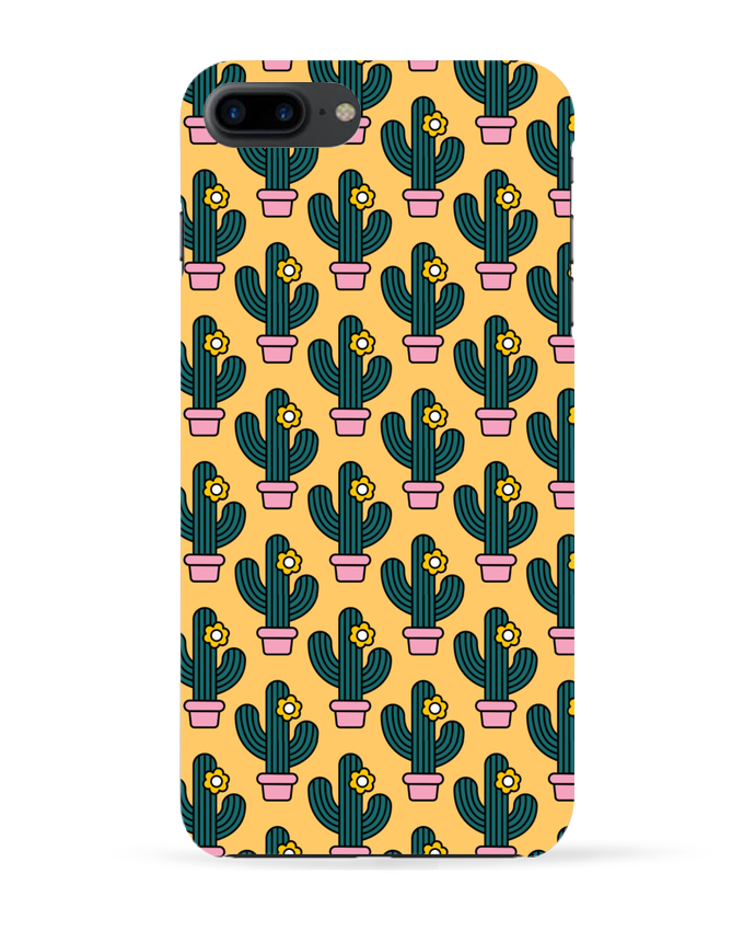 Carcasa Iphone 7+ Cactus por tunetoo