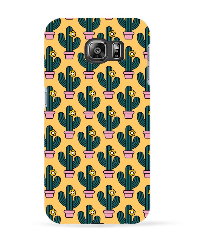 Carcasa Samsung Galaxy S6 Cactus - tunetoo