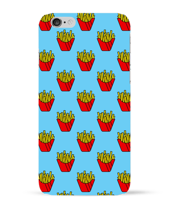Carcasa 3D Iphone 6  Frites por tunetoo