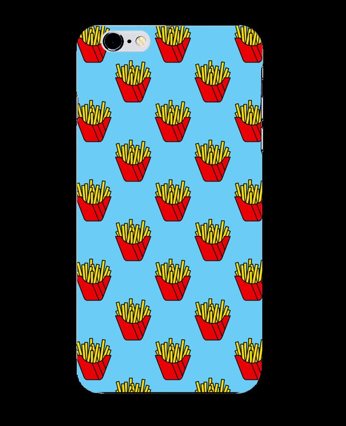 Carcasa Iphone 6+ Frites de tunetoo
