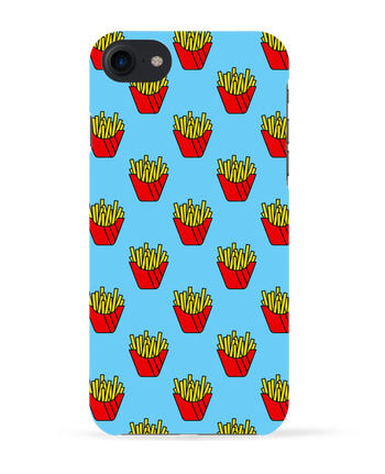 Carcasa 3D Iphone 7 Frites de tunetoo