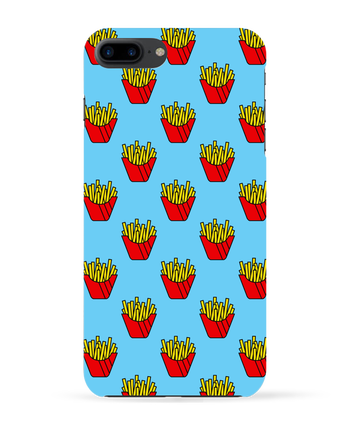 Carcasa 3D Iphone 7+ Frites por tunetoo