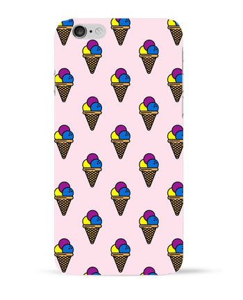 Carcasa 3D Iphone 6  Ice cream por tunetoo