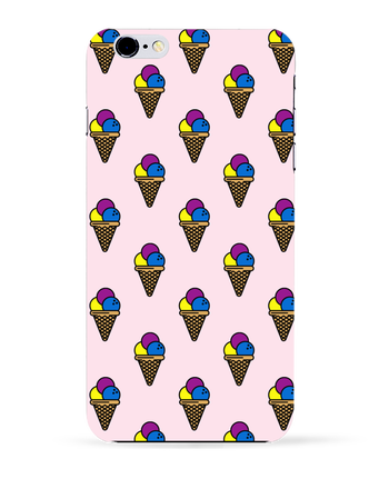 Carcasa 3D Iphone 6+ Ice cream de tunetoo