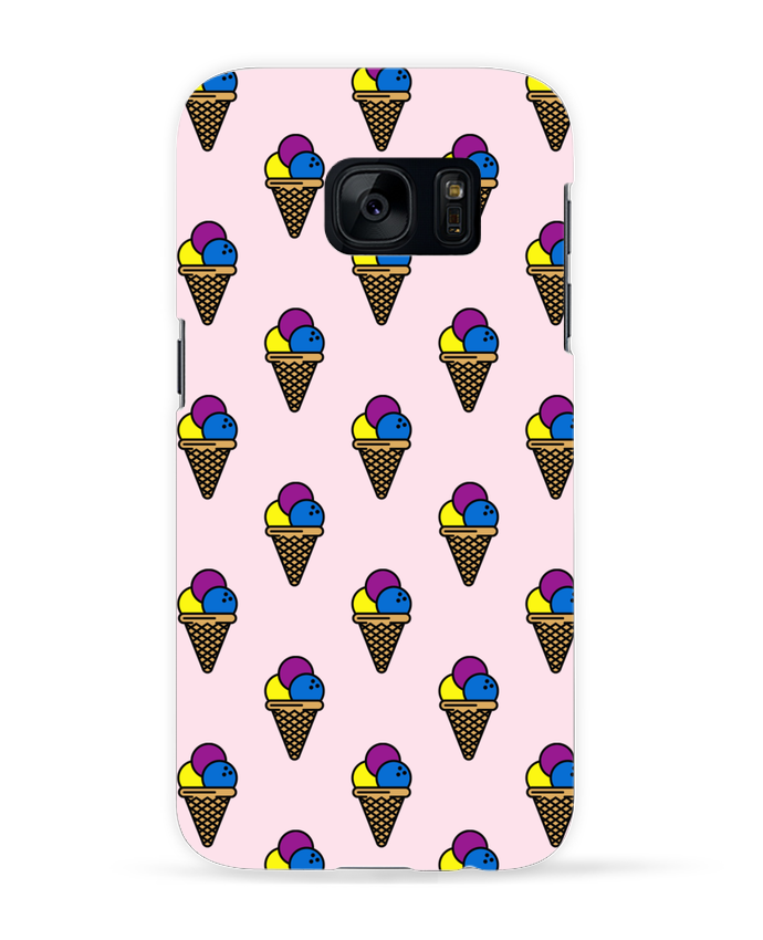 Carcasa Samsung Galaxy S7 Ice cream por tunetoo