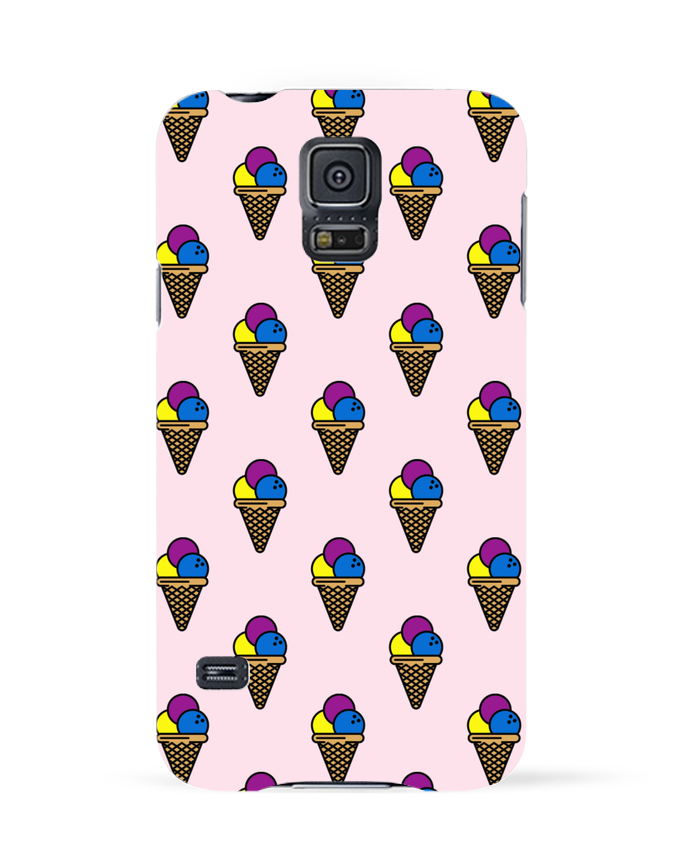 Carcasa Samsung Galaxy S5 Ice cream por tunetoo