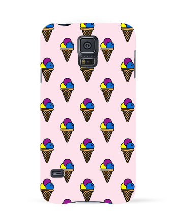 Carcasa 3D Samsung Galaxy S5 Ice cream por tunetoo