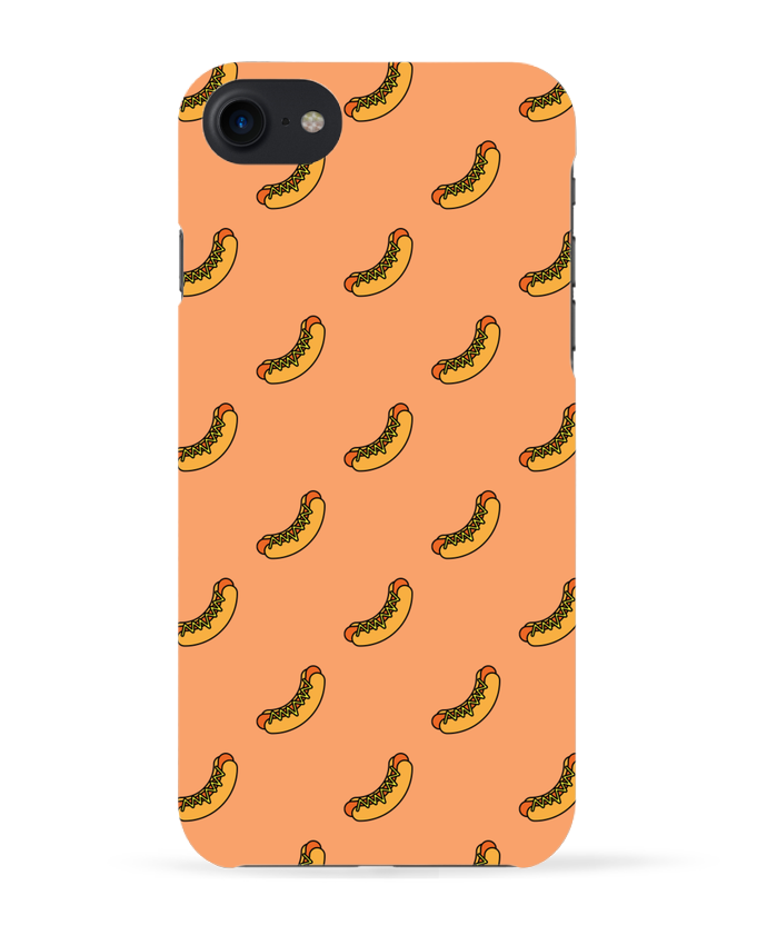Carcasa Iphone 7 Hot dog de tunetoo