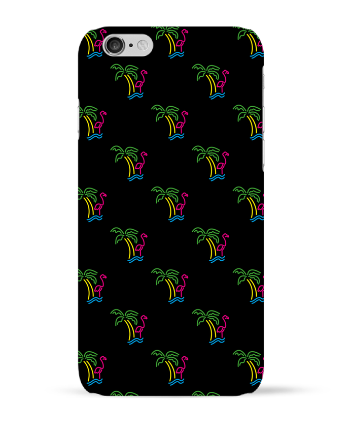 Carcasa  Iphone 6 Island Flamingo por tunetoo