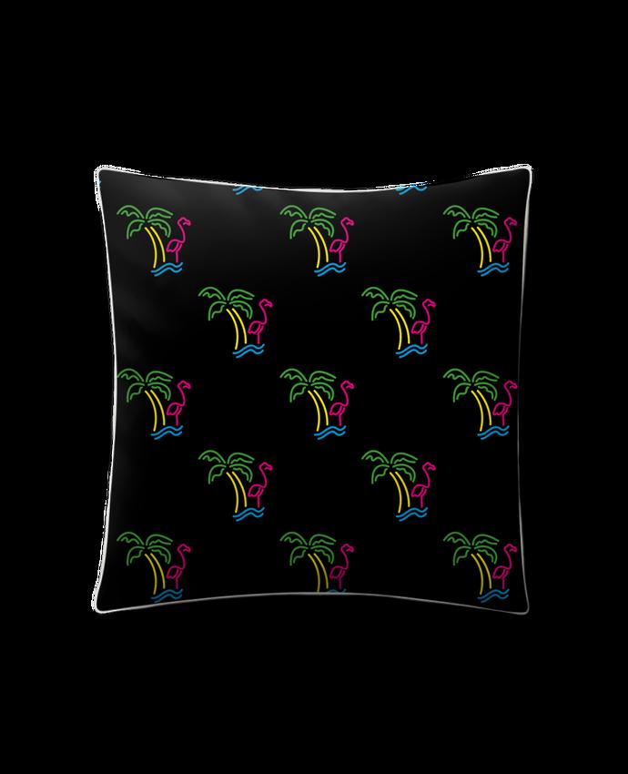 Cojín Piel de Melocotón 45 x 45 cm Island Flamingo por tunetoo