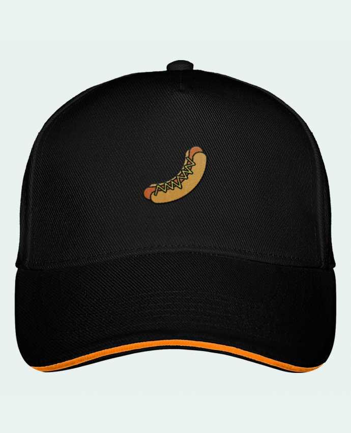 Gorra Panel 5 Ultimate Hot dog por tunetoo
